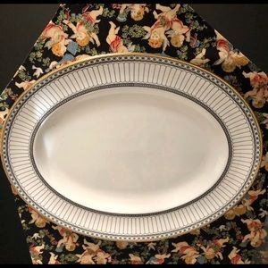 Wedgwood Colonnade Large Platter